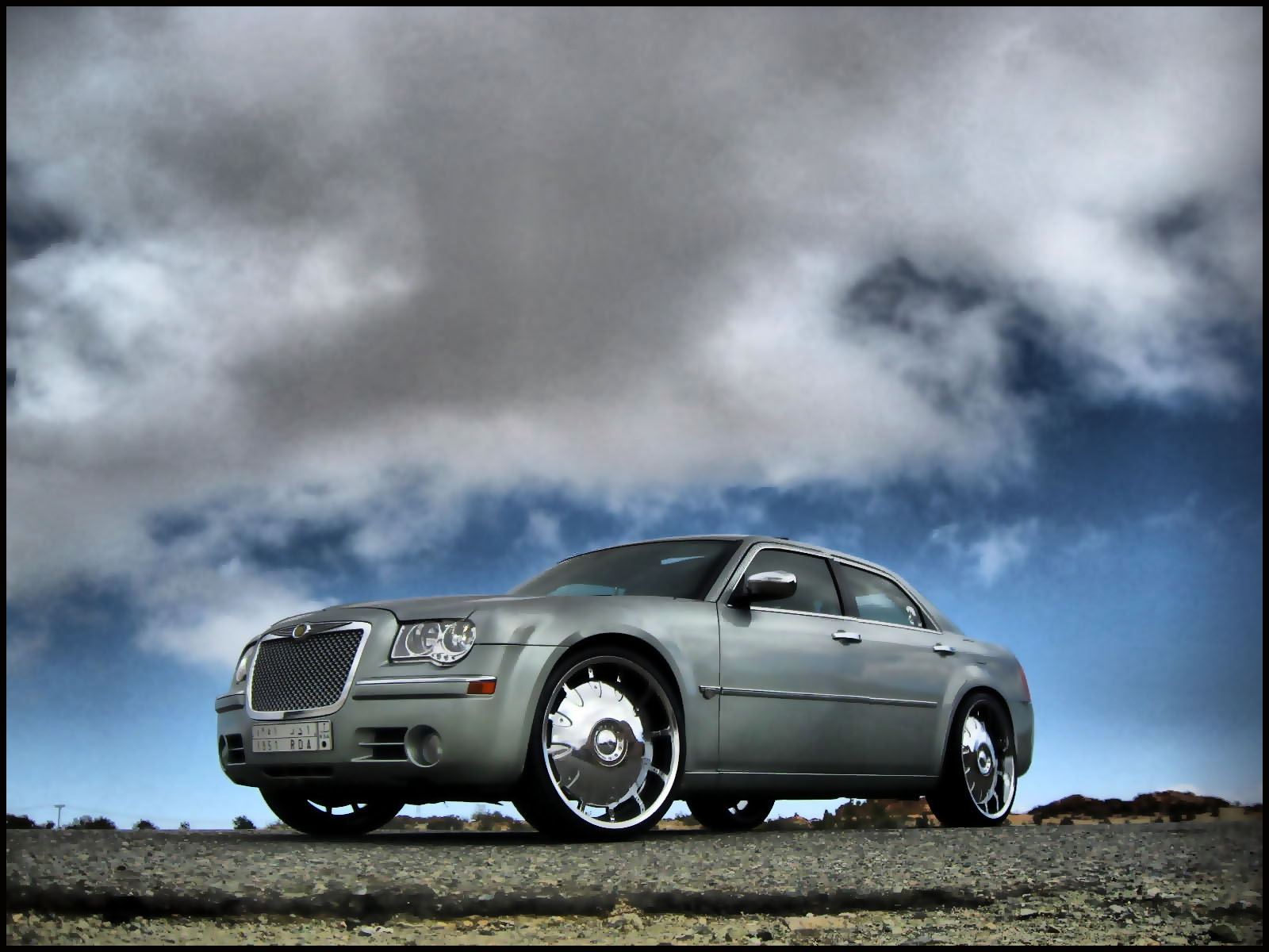 Another MLE4EVER 2005 Chrysler 300 post... - 14160659