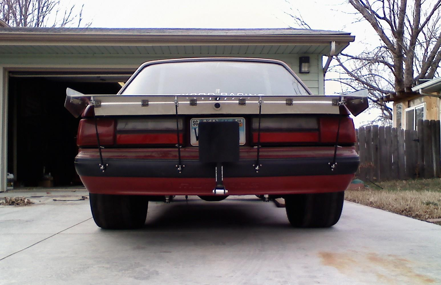 Another fiveironbiff 1991 Ford Mustang post... - 14160890