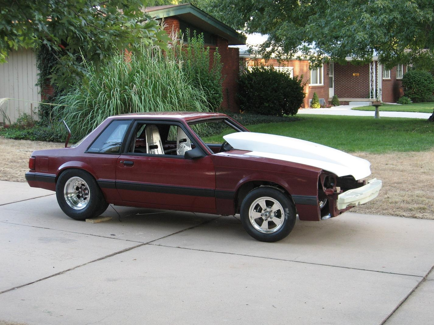 Another fiveironbiff 1991 Ford Mustang post... - 14160892