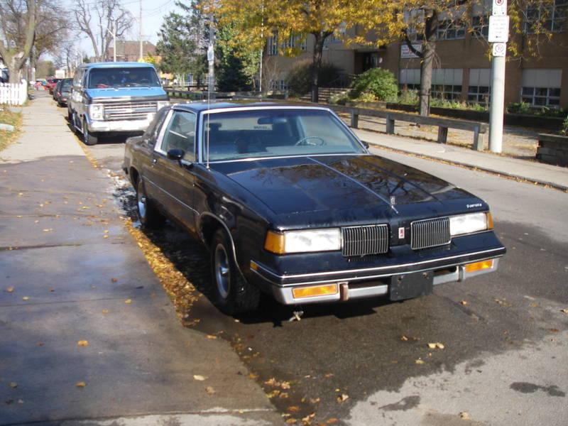 Another Erikgmc 1988 Oldsmobile Cutlass Supreme post... - 14160966