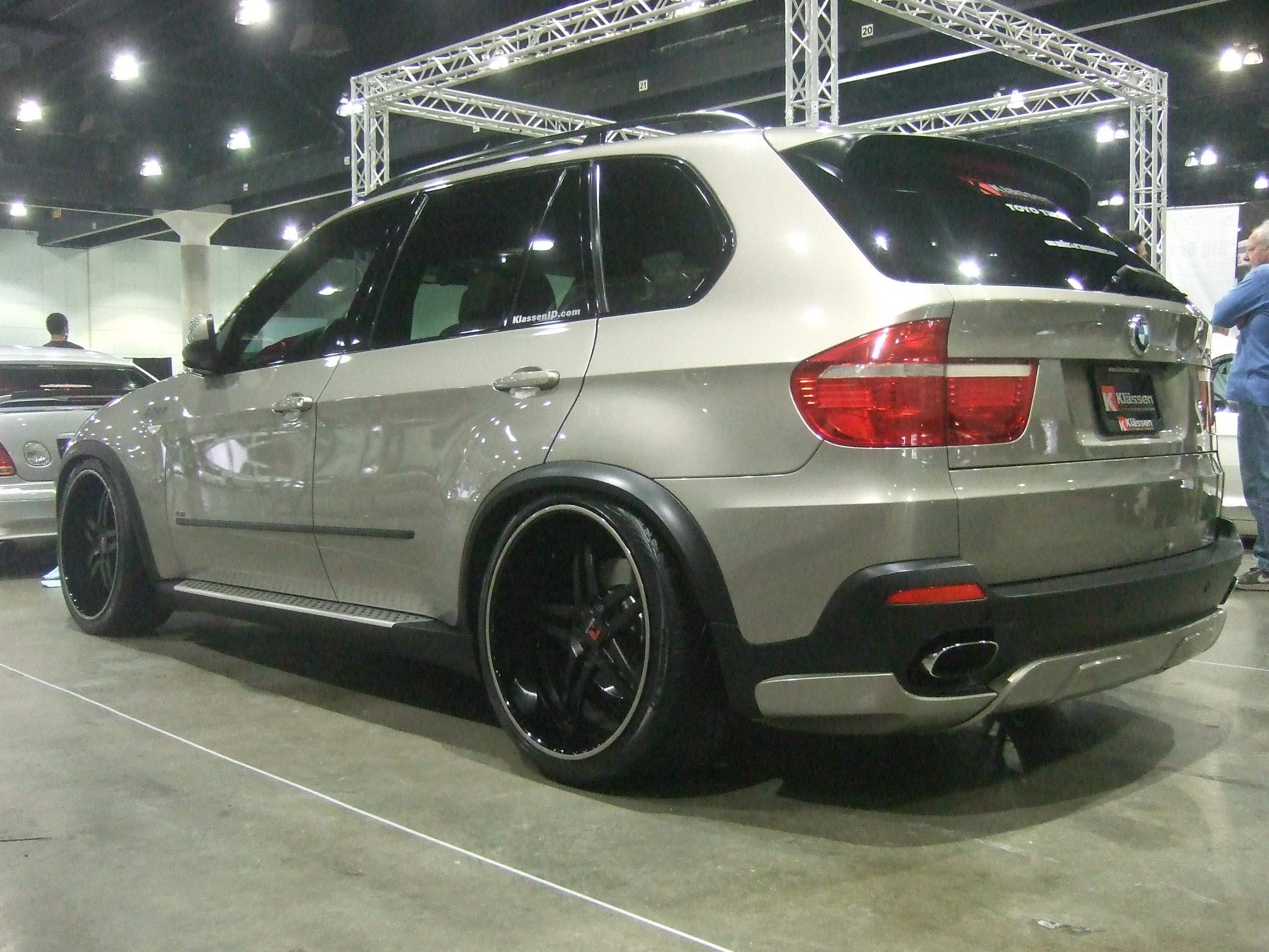 cantch 2007 bmw x5 specs photos modification info at cardomain. Black Bedroom Furniture Sets. Home Design Ideas