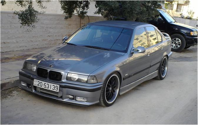 BoozAlNemer 1998 BMW M3 Specs, Photos, Modification Info at CarDomain