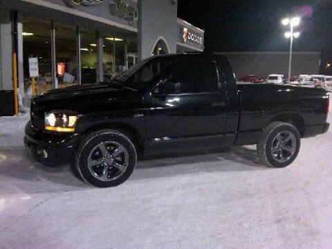 Another JUST-RIGHT 2006 Dodge Ram 1500 Regular Cab post... - 14161718