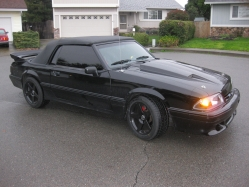 Jmancamaras 1992 Ford Mustang