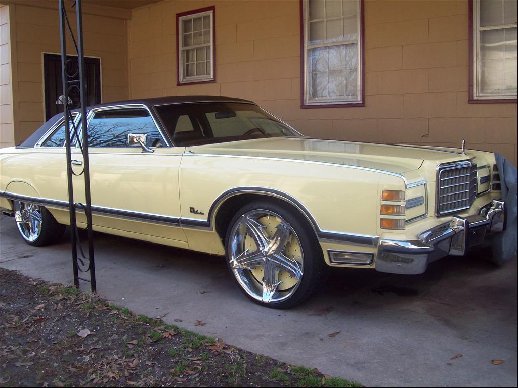 number14u2's 1975 Ford LTD