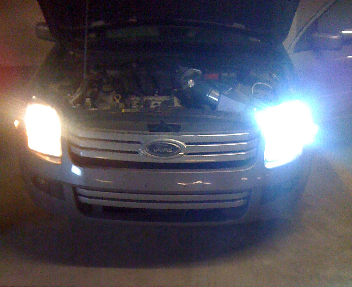 Another Gravesie 2007 Ford Fusion post... - 14162255