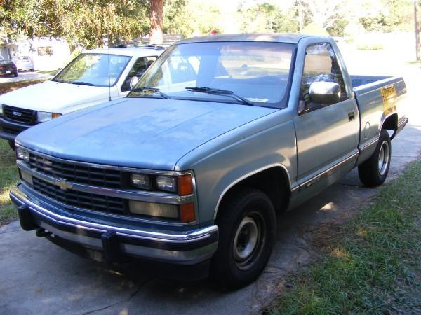 Dreamer75 1988 Chevrolet Silverado 1500 Regular Cab Specs