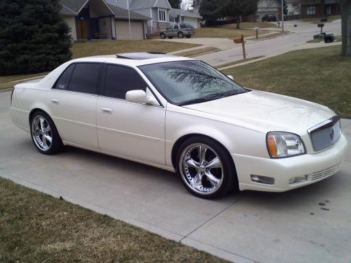 Cadillac Dts 2003. Also took DTS and Northstar