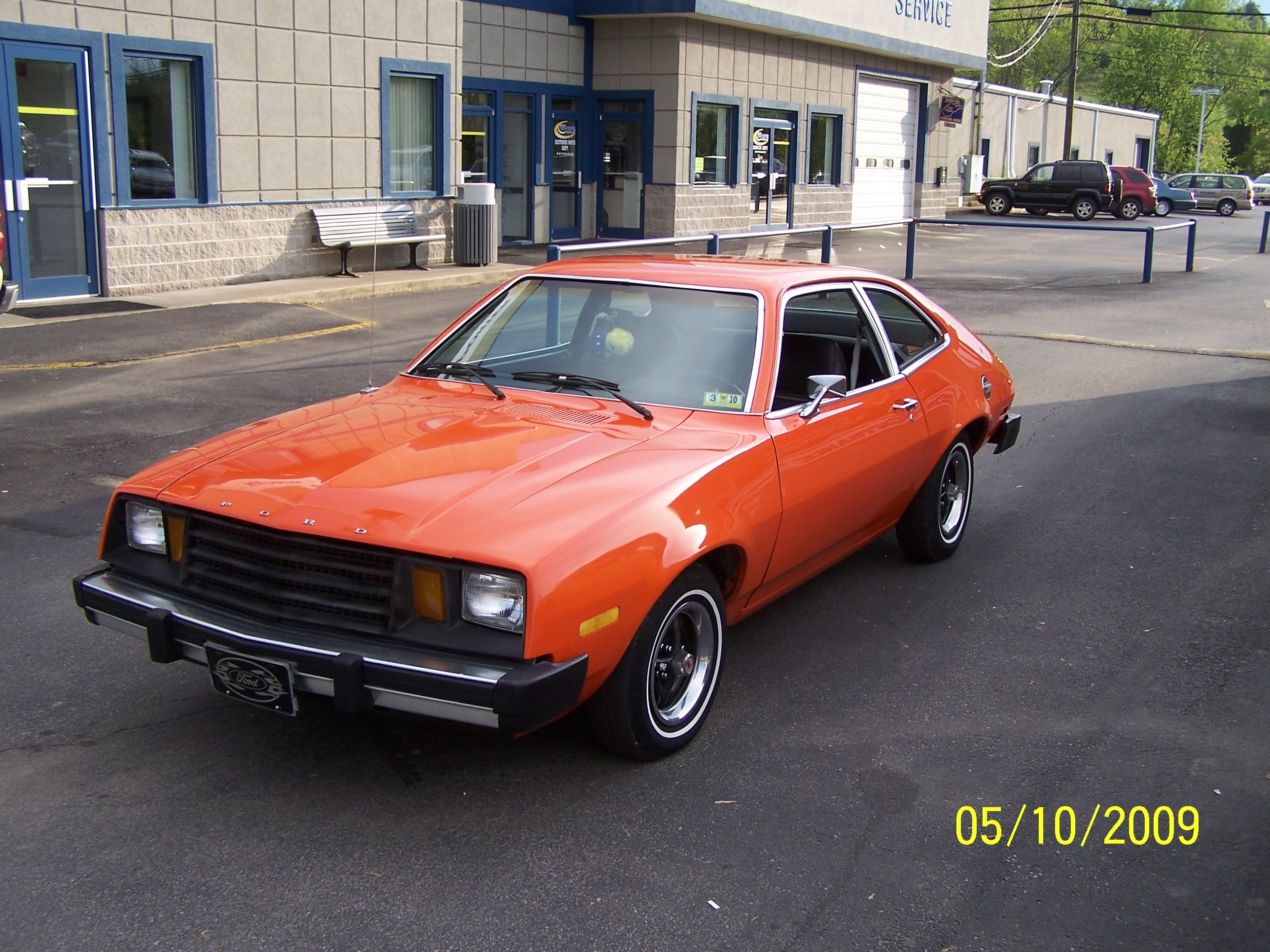 Another beegleracing 1979 Ford Pinto post... - 14163623