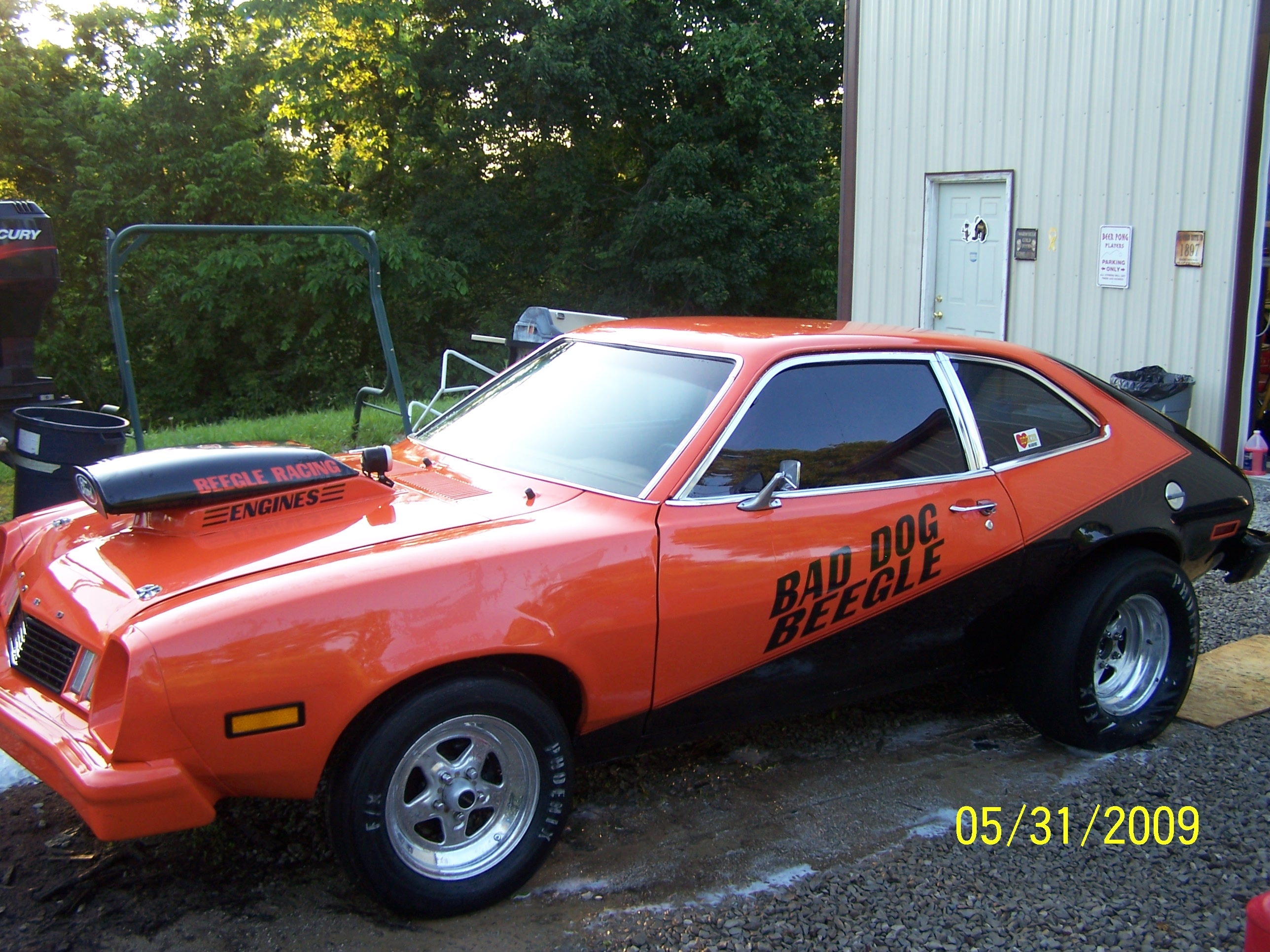 Another beegleracing 1978 Ford Pinto post... - 14163677