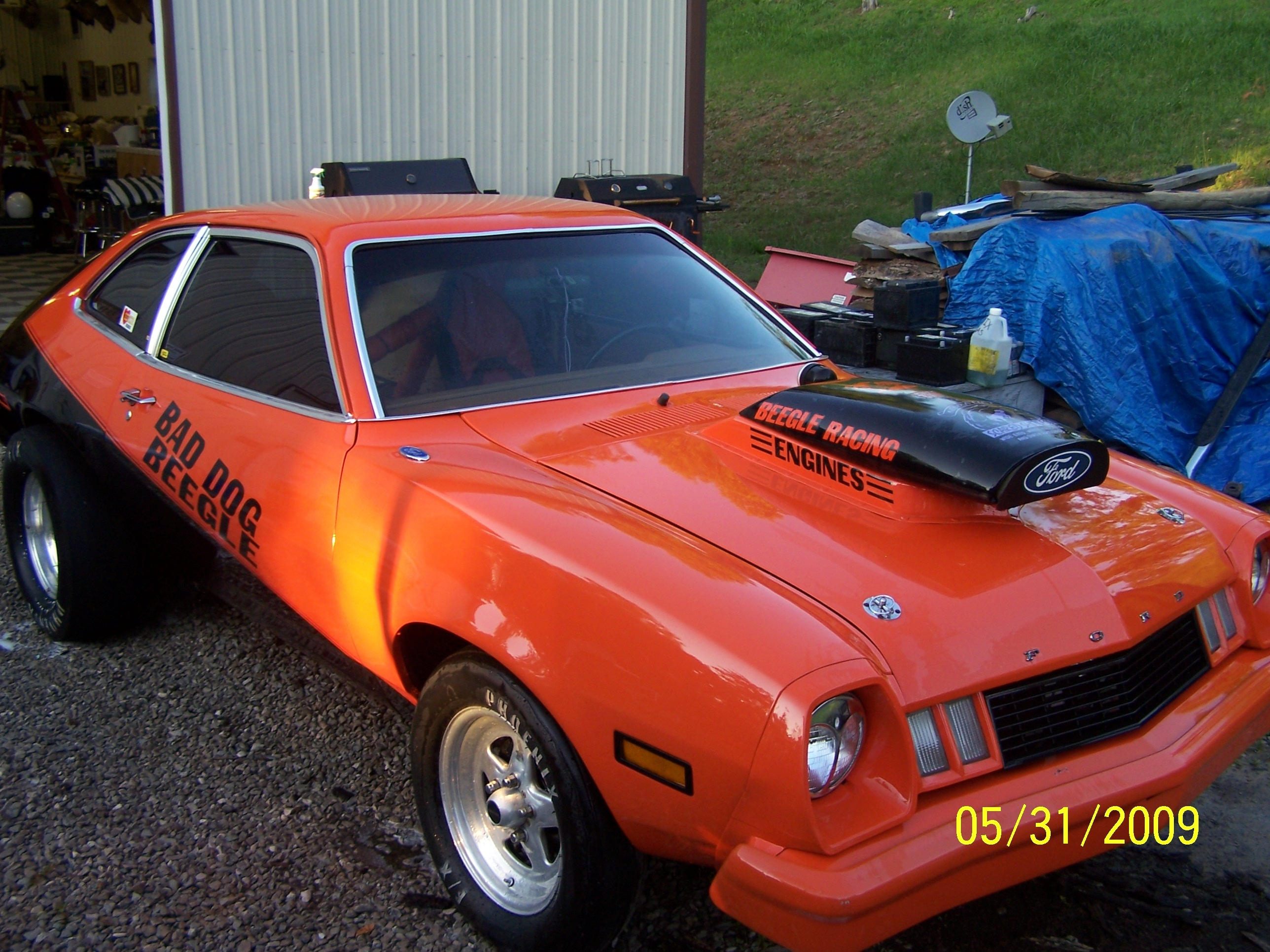Another beegleracing 1978 Ford Pinto post... - 14163678