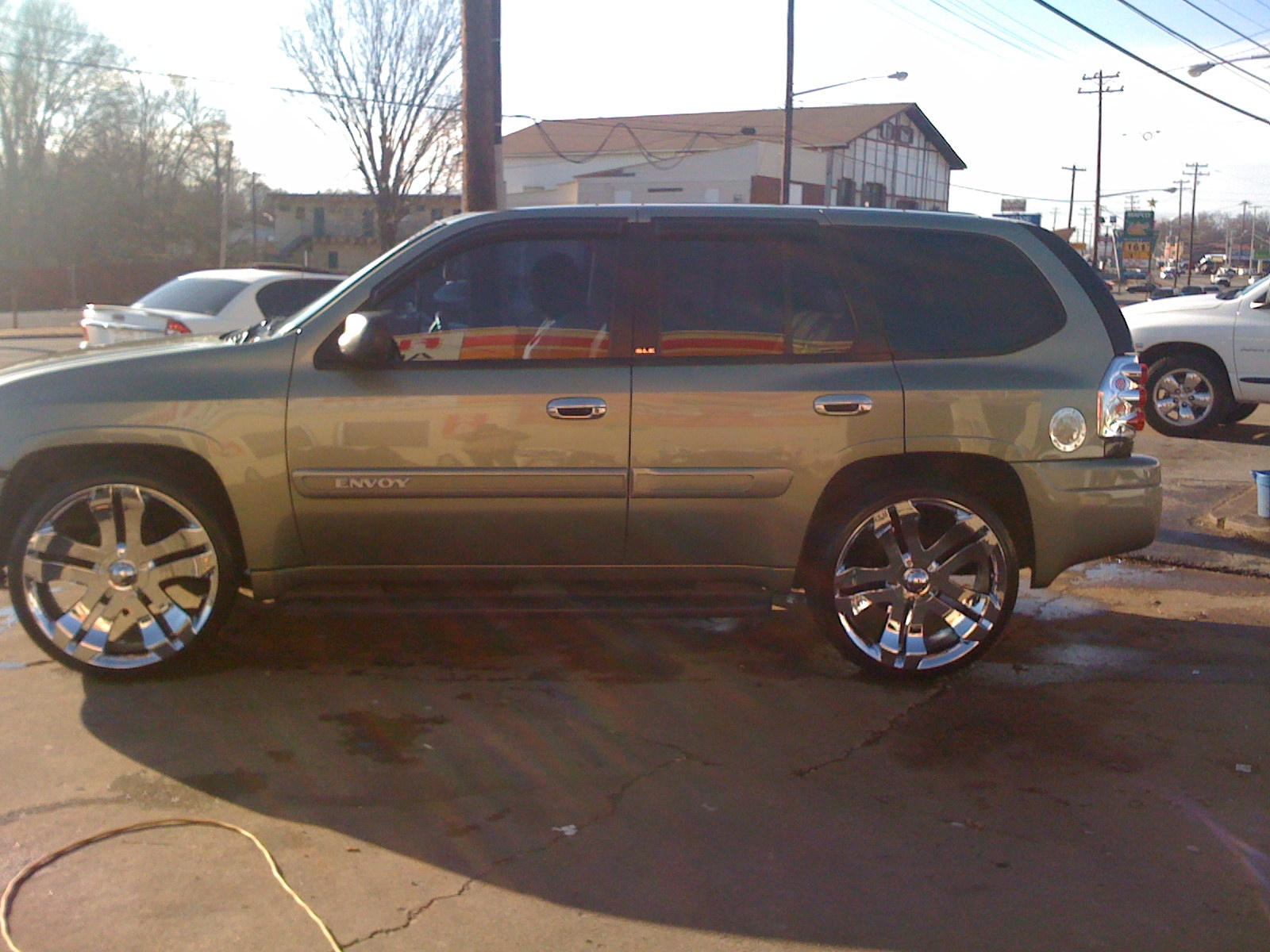 Volkswagen Of Clarksville >> blacka1 2003 GMC Envoy Specs, Photos, Modification Info at ...