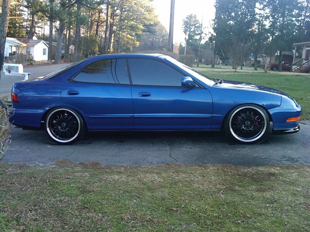 Randaahye 1995 Acura Integra Specs, Photos, Modification