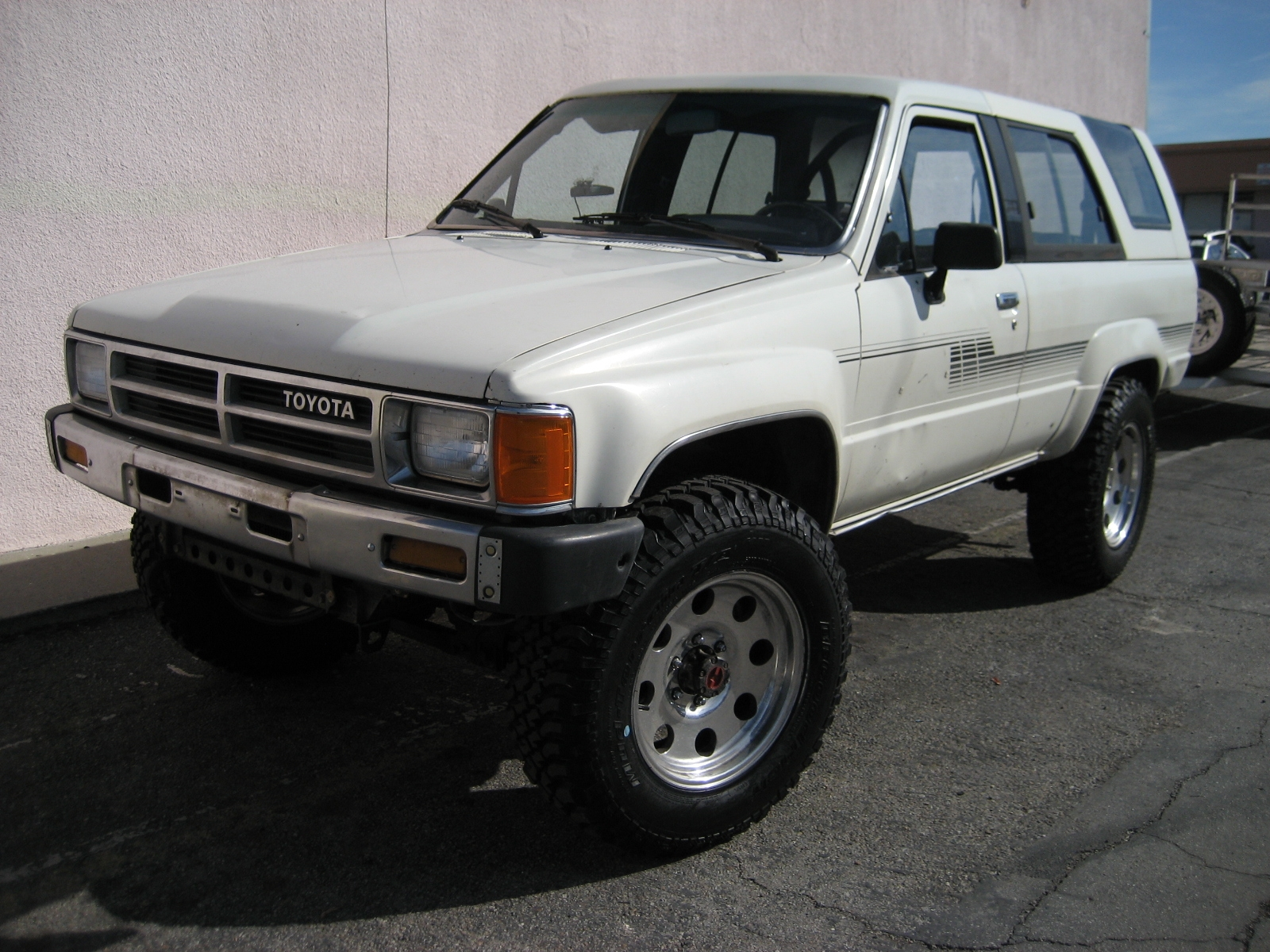 81topdollar 1988 Toyota 4runner Specs Photos