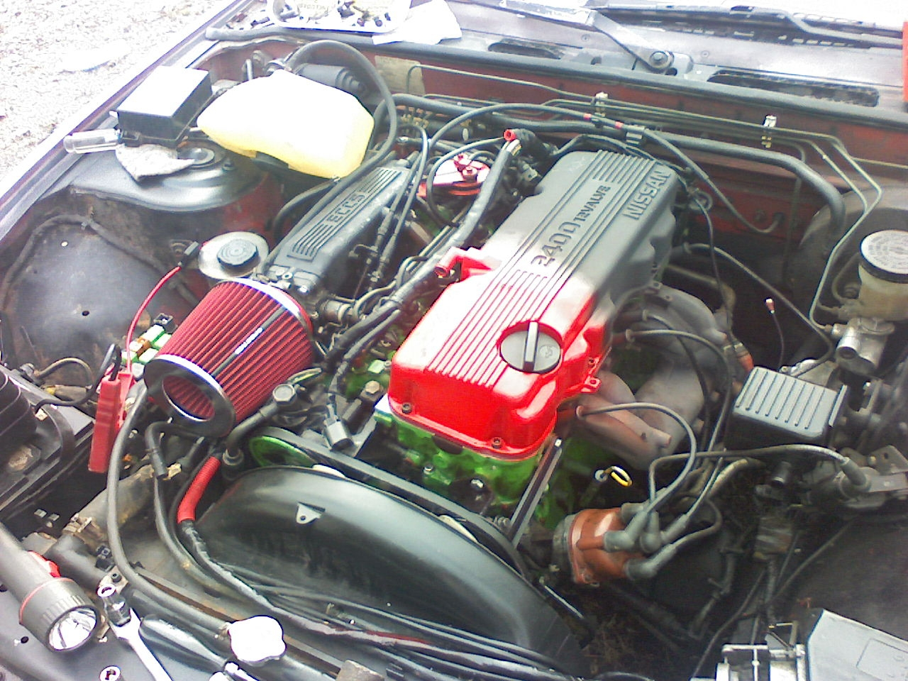 Another 240kep 1989 Nissan 240SX post... - 14164929