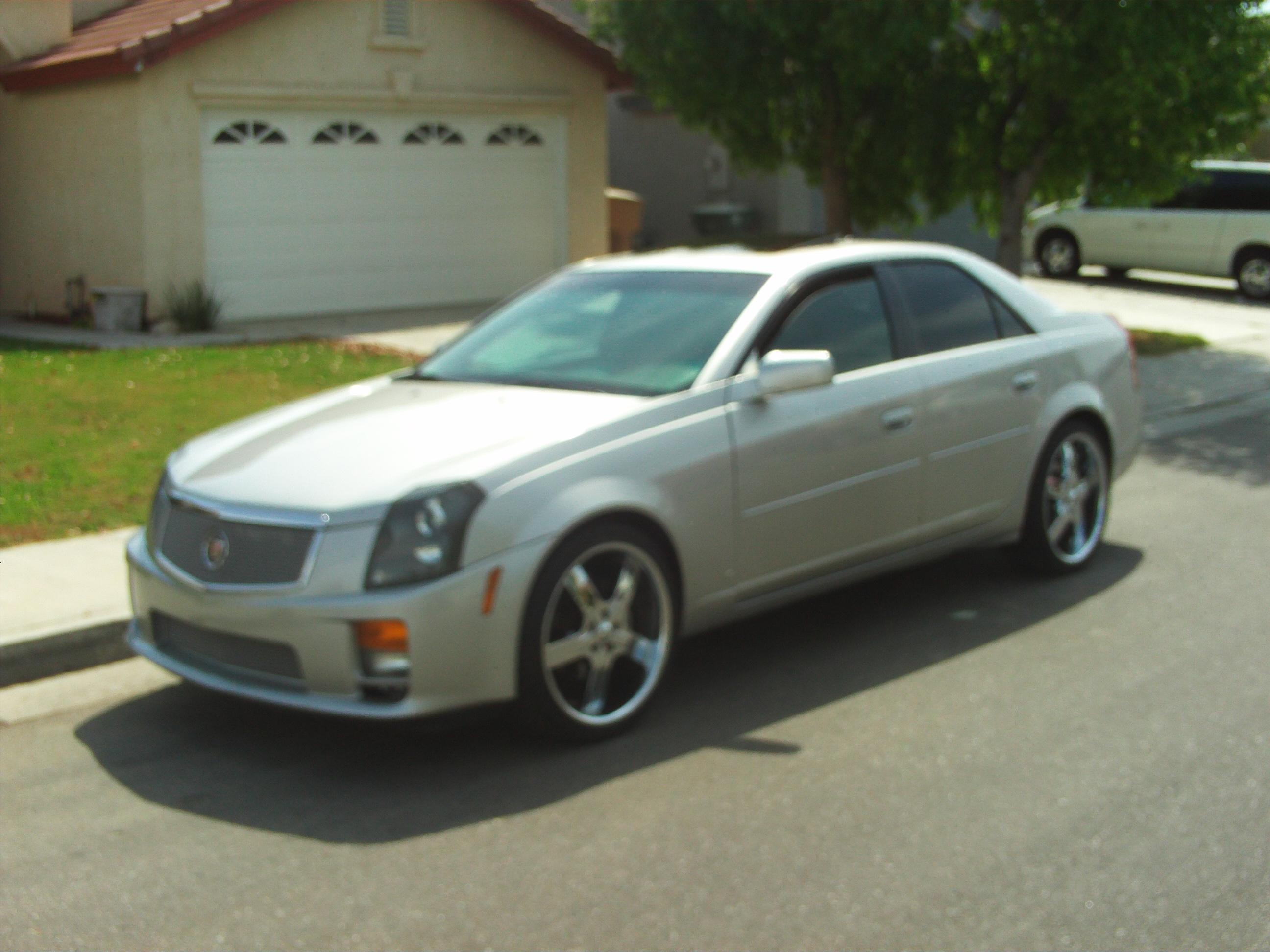 Another victor-heredia 2006 Cadillac CTS post... - 14164952