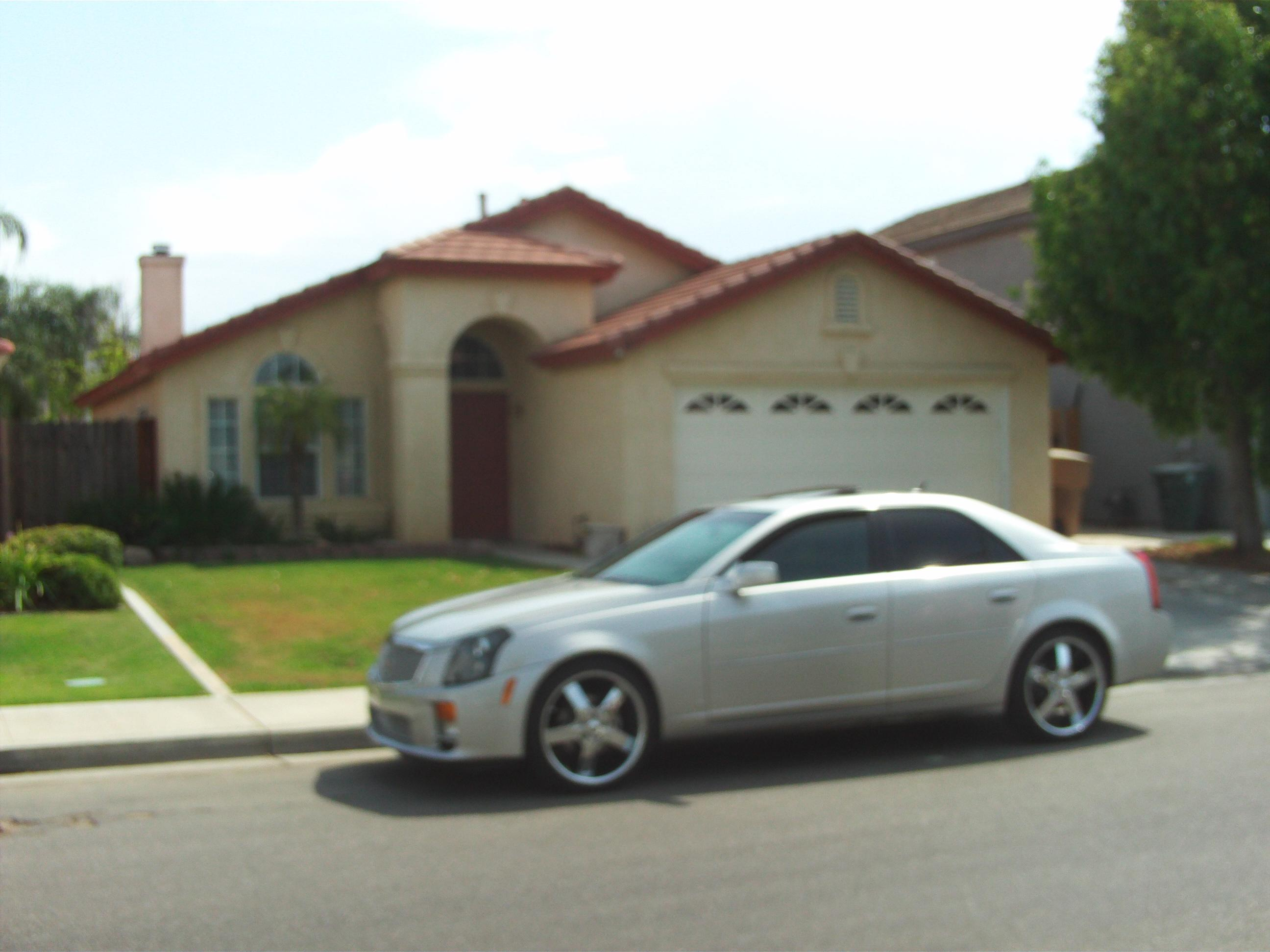 Another victor-heredia 2006 Cadillac CTS post... - 14164953