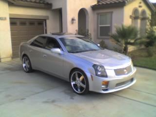 Another victor-heredia 2006 Cadillac CTS post... - 14164954