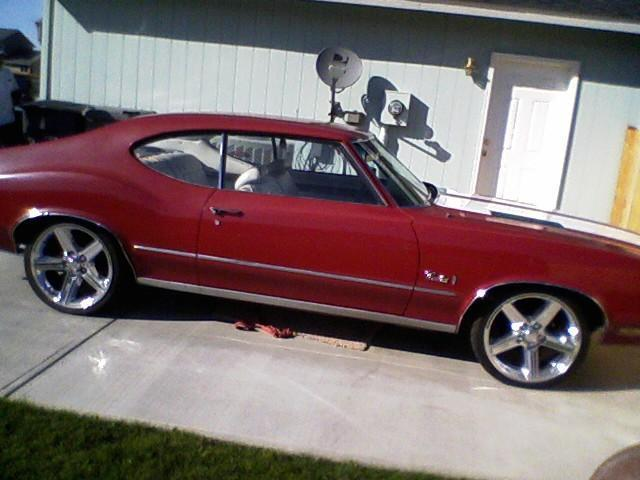 Nacho509 1972 Oldsmobile Cutlass Supreme Specs Photos Modification Info At Cardomain