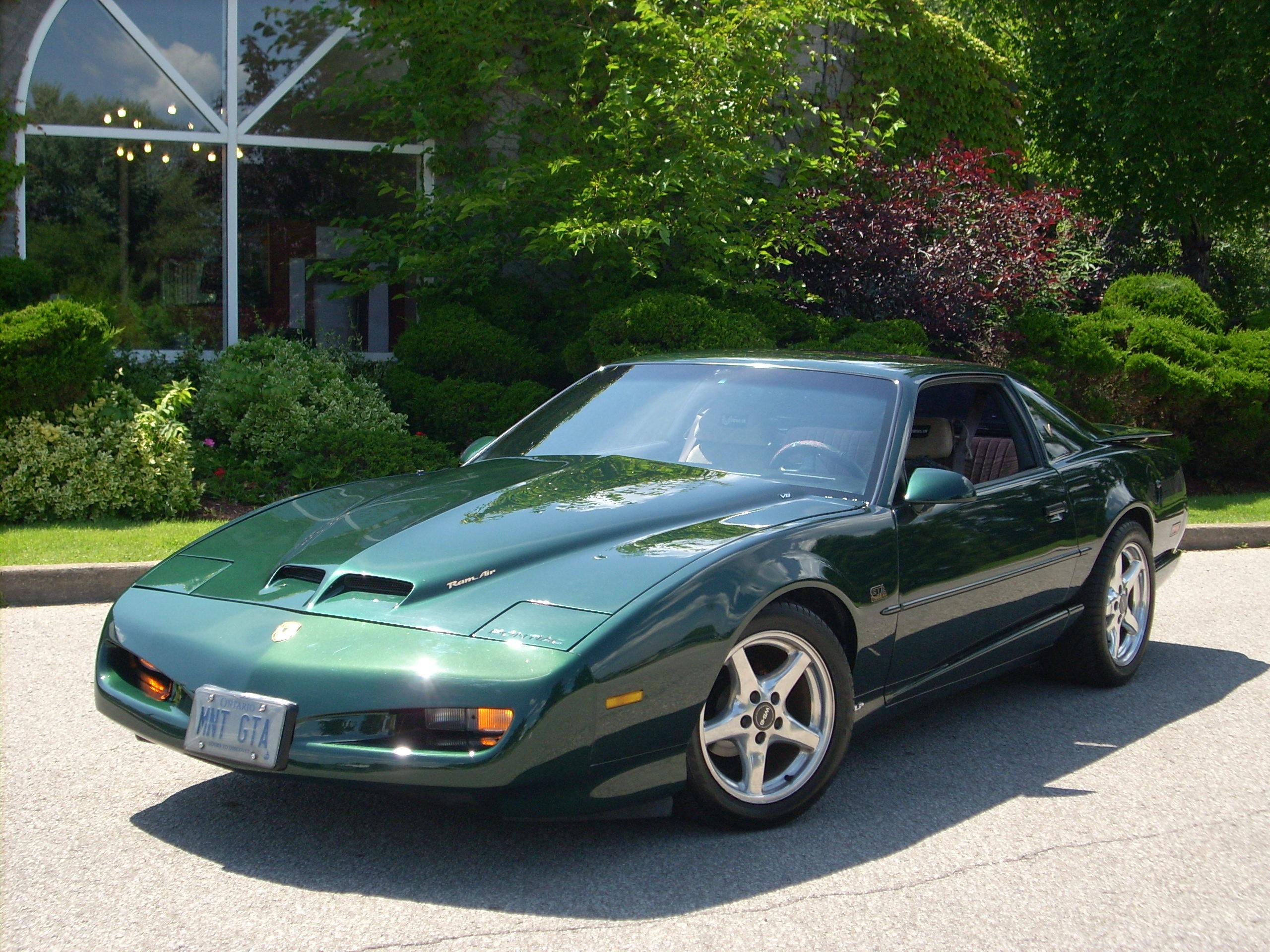 Pontiacguy71 1992 Pontiac Trans Am Specs Photos