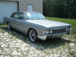 BAMM-BAMMs 1968 Lincoln Continental
