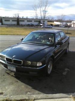 GordoBeamas 1998 BMW 7 Series