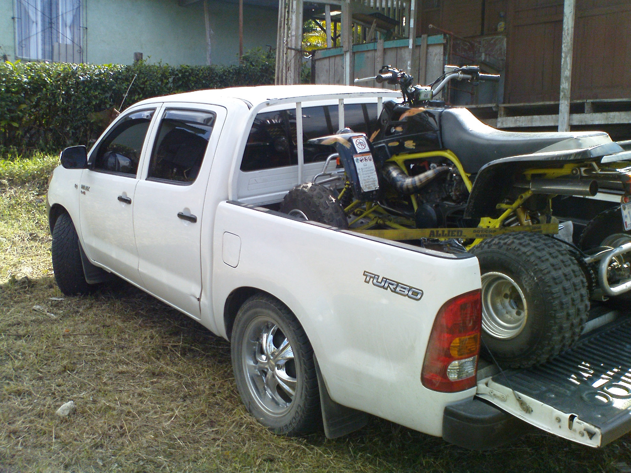 Another D6UILL3N 2008 Toyota HiLux post... - 14167641