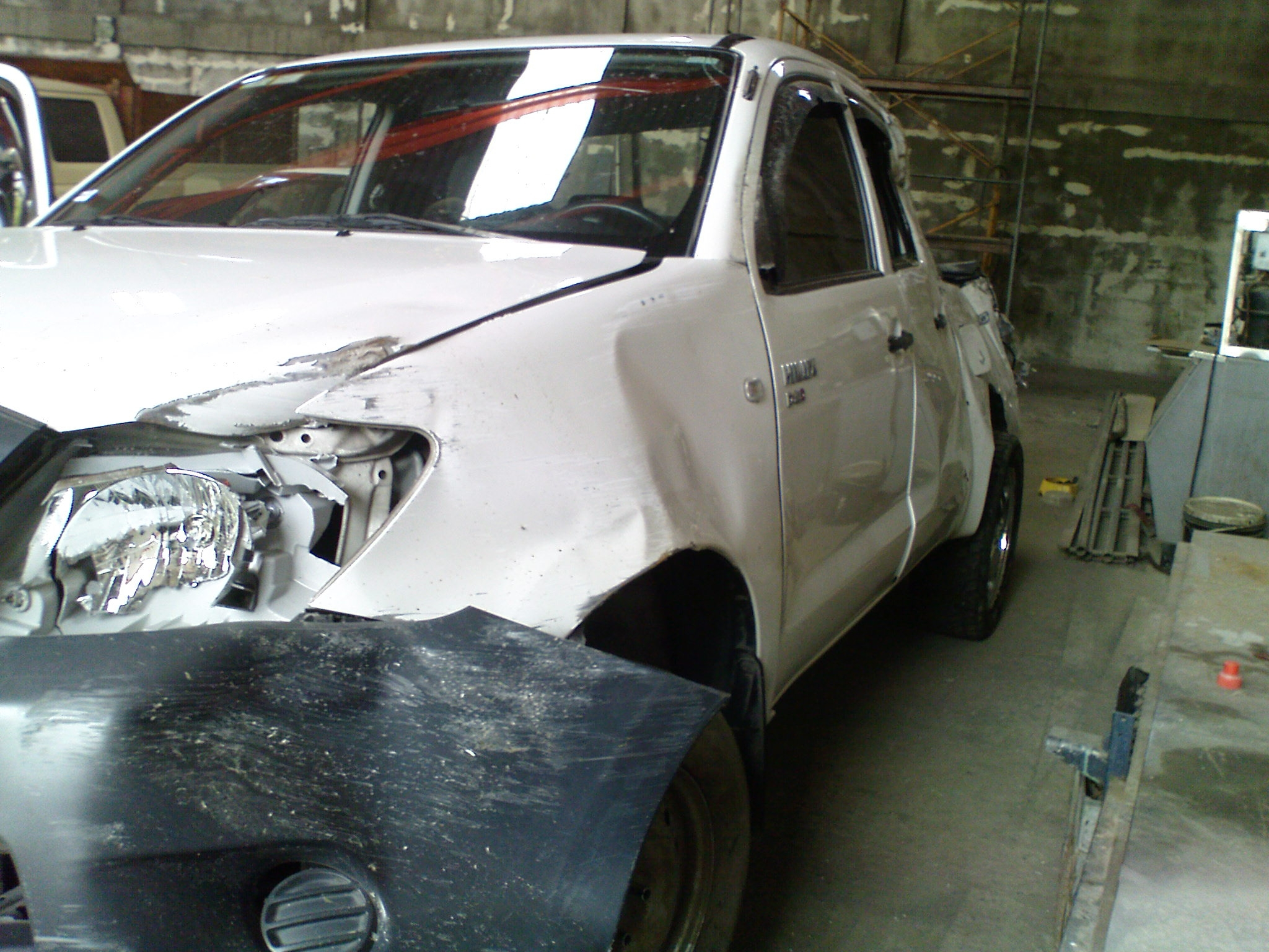Another D6UILL3N 2008 Toyota HiLux post... - 14167648