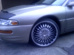 KingDollas 2000 Chrysler Sebring