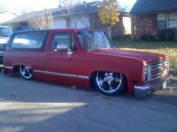 most_hated_inc 1981 Chevrolet Blazer