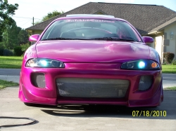 HustleNgrinds 1997 Mitsubishi Eclipse