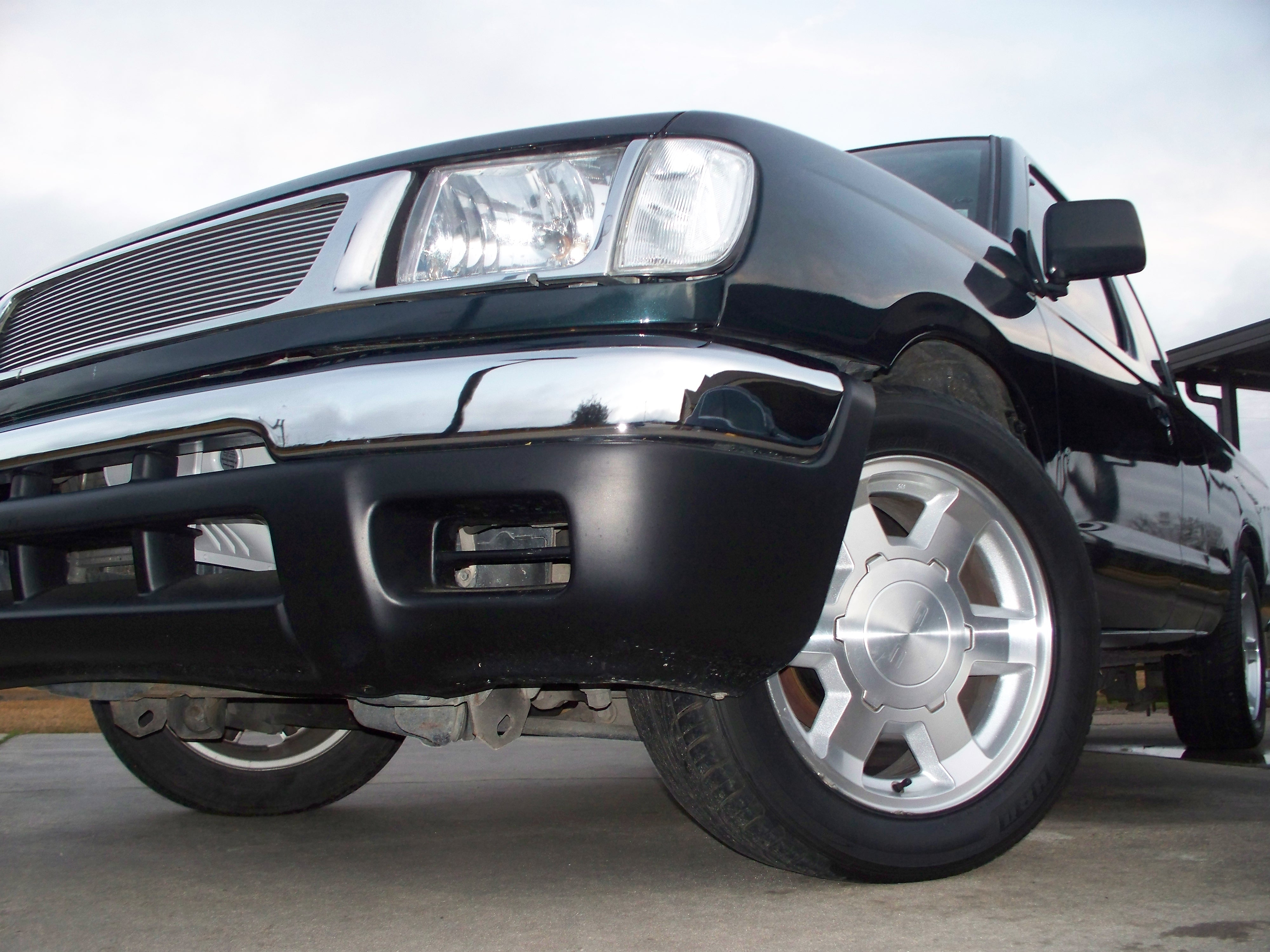TCarlin 1999 Nissan Frontier Regular Cab Specs s Modification