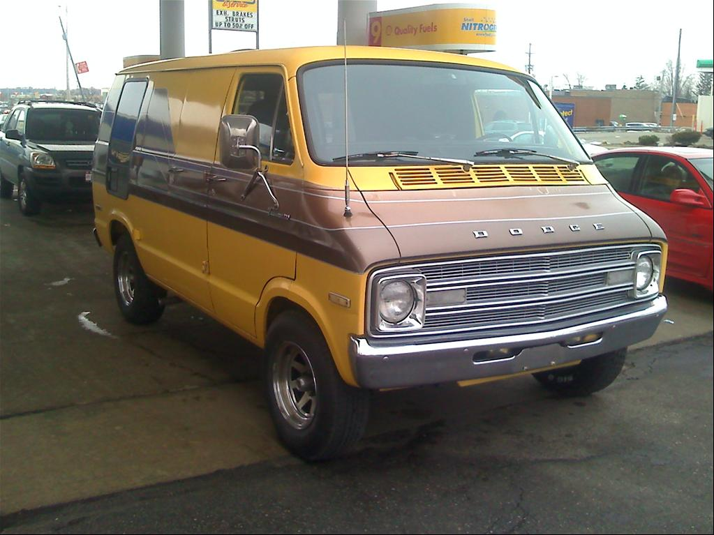 1977 Dodge Van for Sale http://www.cardomain.com/ride/3828858/1977-dodge-ram-van-150/