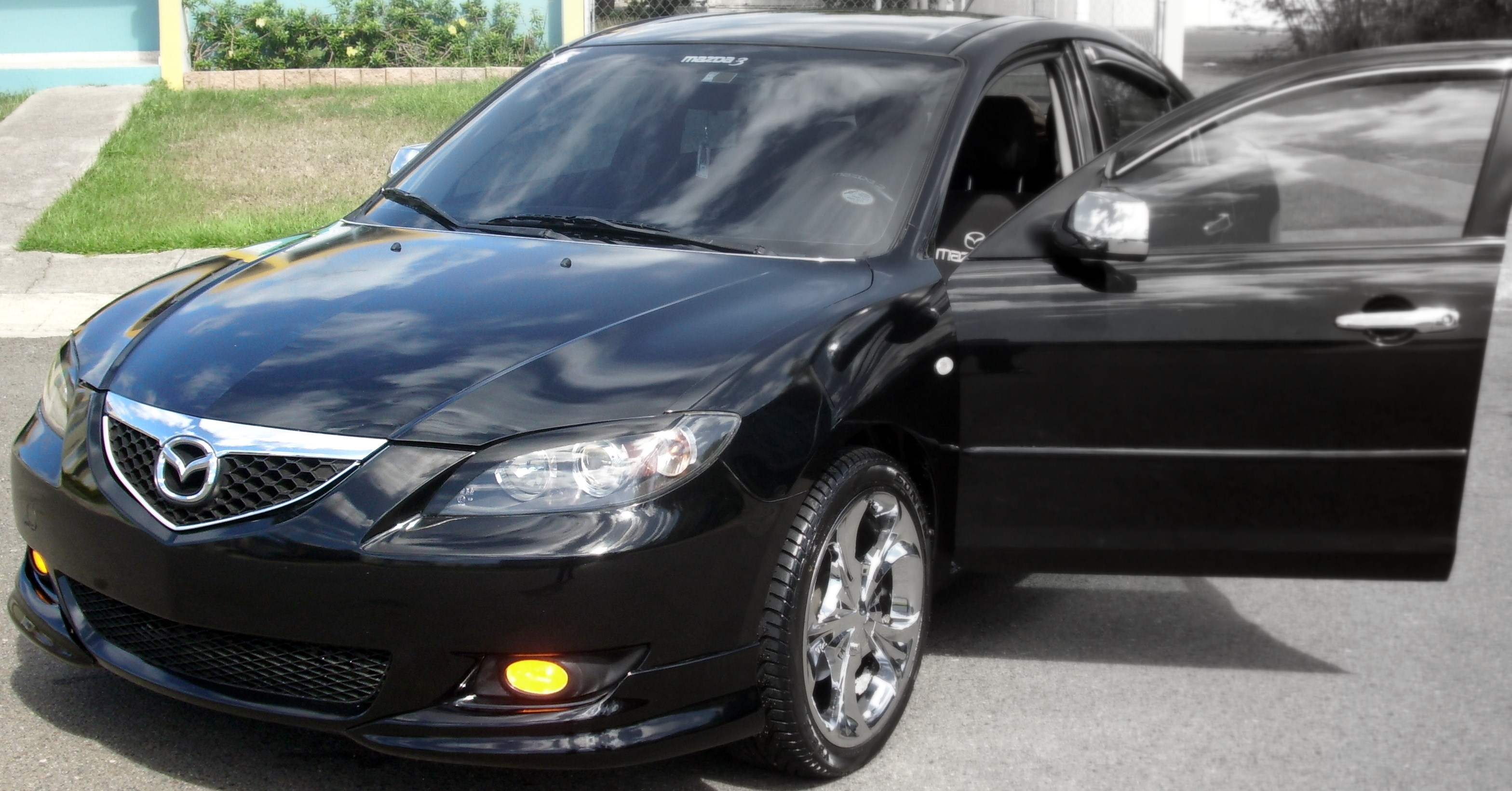 Another Guayama87 2004 Mazda MAZDA3 post... - 14169919