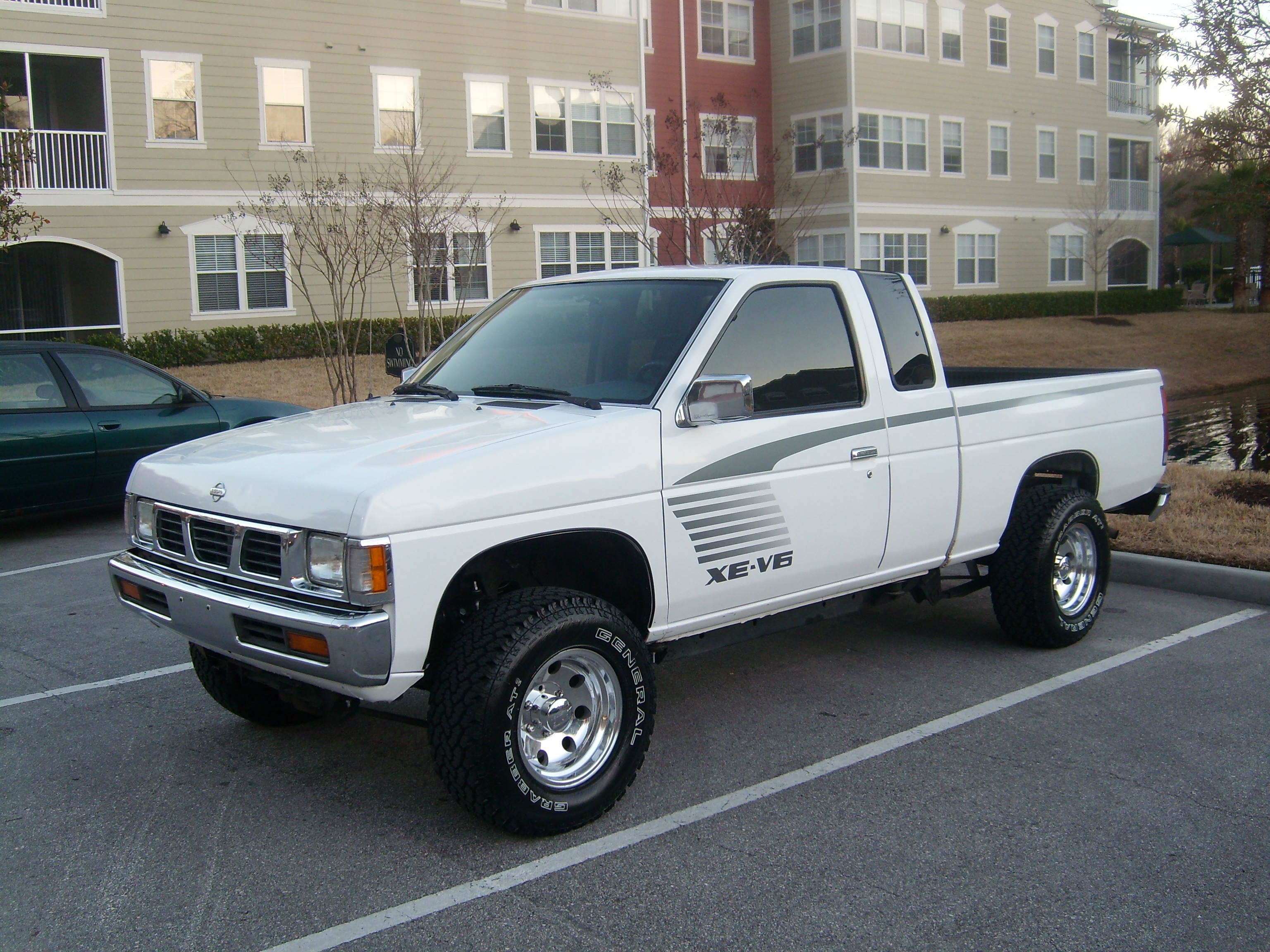 1995 Nissan D21 Pick-Up