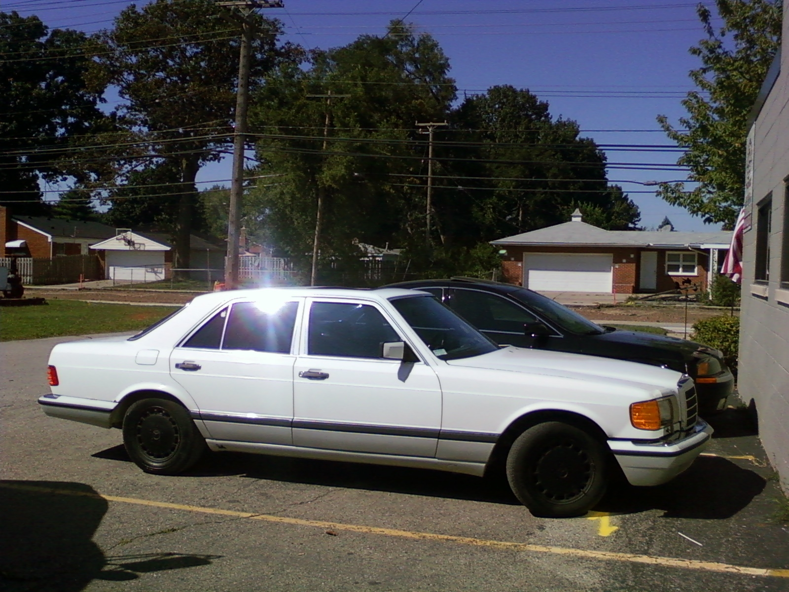 Another lethalxremedy 1990 Mercedes-Benz 400SEL post... - 14170068