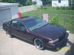 dirttyIMP7s 1996 Chevrolet Impala