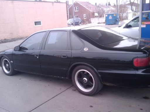 dirttyIMP7 1996 Chevrolet Impala 14170267