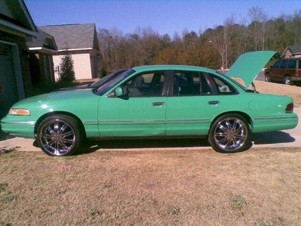 Another DBSS_CHEVY_RIDA 1996 Ford Crown Victoria post... - 14170669