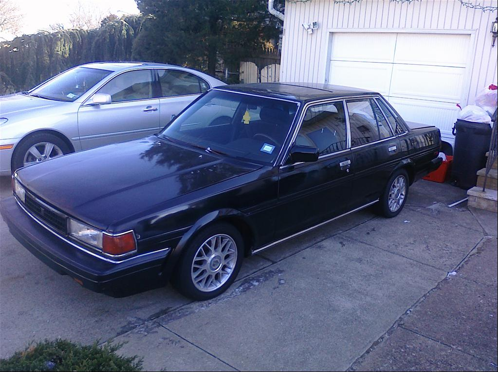 wescobar90 39 s 1988 toyota cressida in new york ny. Black Bedroom Furniture Sets. Home Design Ideas