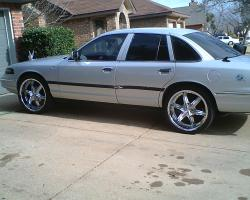 NAWFCIDETX 1996 Ford Crown Victoria