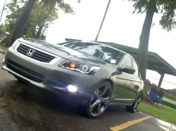 hondaTowncallmeVs 2009 Honda Accord