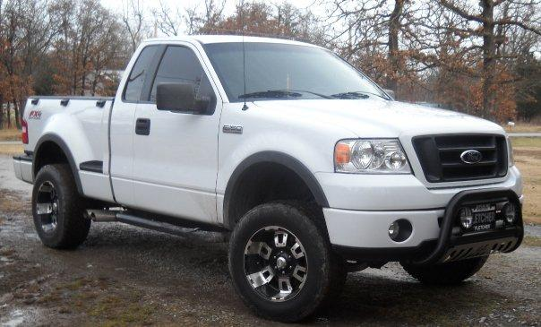 Dodge Ram 1500 Tires >> dwrightpittstate 2006 Ford F150 Regular Cab Specs, Photos, Modification Info at CarDomain