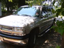 holly-wood_1s 2004 Chevrolet Suburban 1500