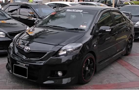 Story Of Car Modification In Worldwide Toyota Vios Modified