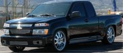 pimpstatus5869's 2007 Chevrolet Colorado