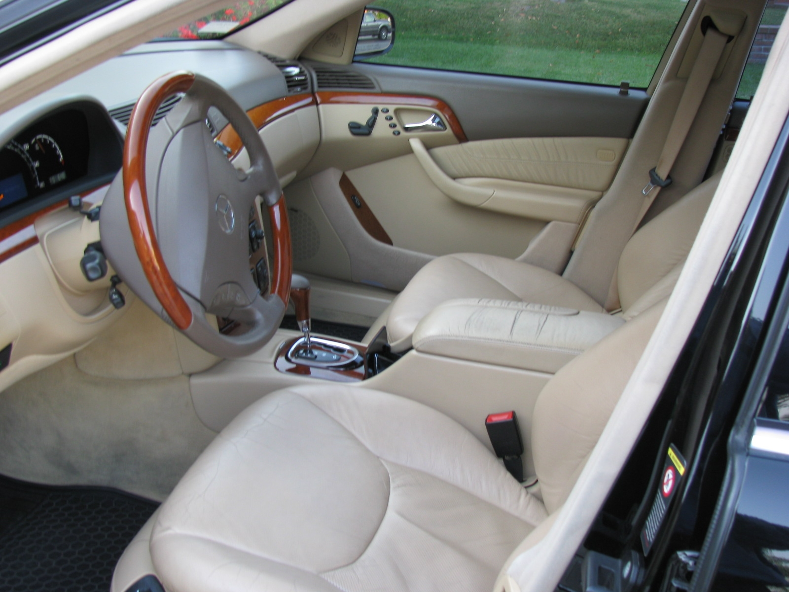 Another youngraleigh151 2002 Mercedes-Benz S-Class post... - 14174047