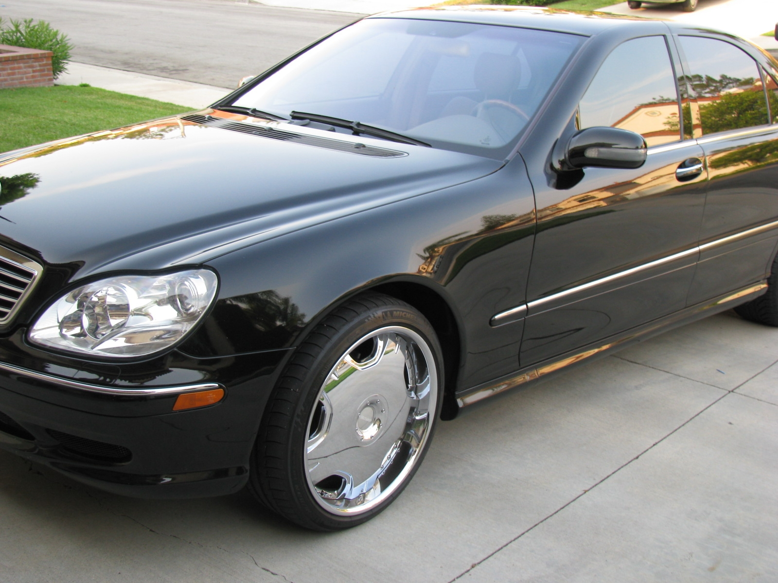 Another youngraleigh151 2002 Mercedes-Benz S-Class post... - 14174050