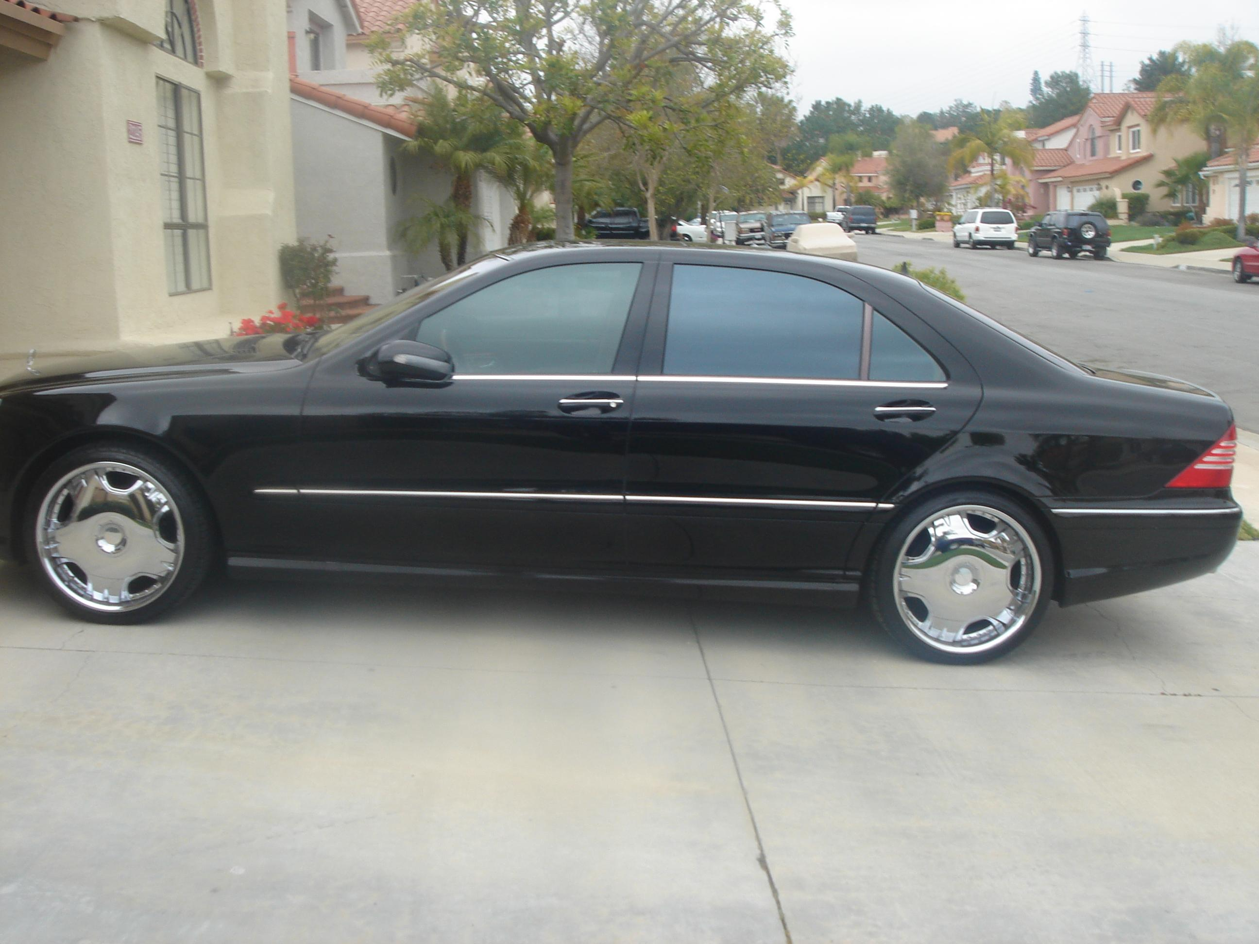 youngraleigh151 2001 Mercedes-Benz S-Class