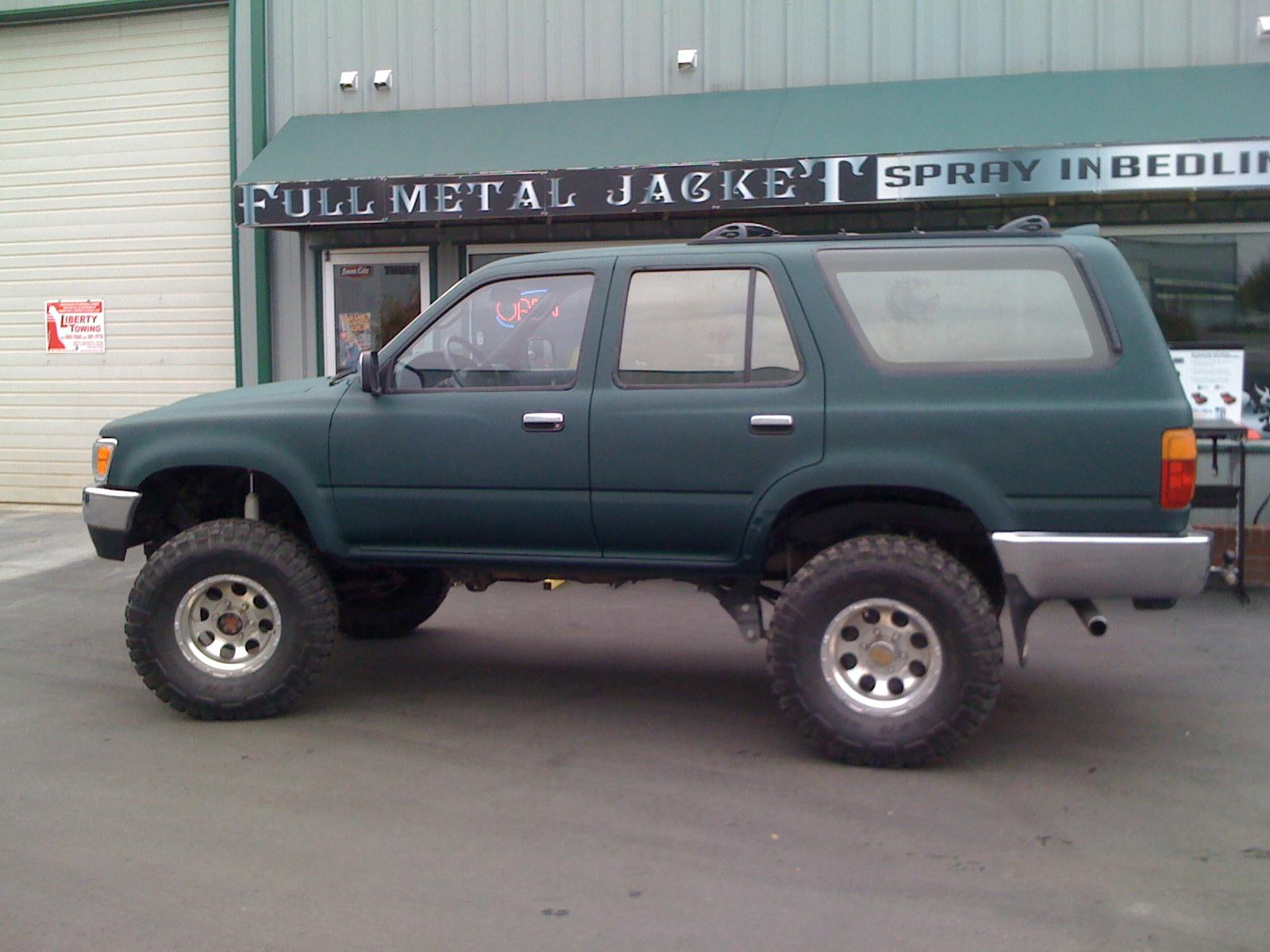 Kidcrazy 1994 Toyota 4runner Specs Photos Modification Info At Cardomain